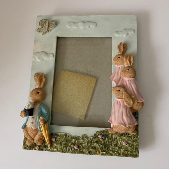 3D bunny frame